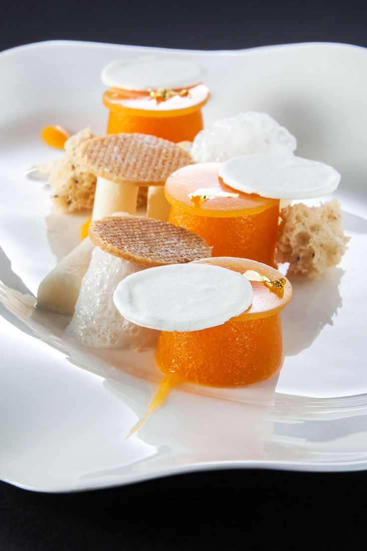 Fall Plated Desserts  5601 best I luv that sweet images on Pinterest