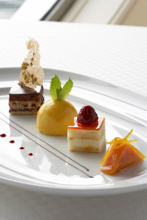 Fall Plated Desserts  25 best ideas about Dessert Presentation on Pinterest