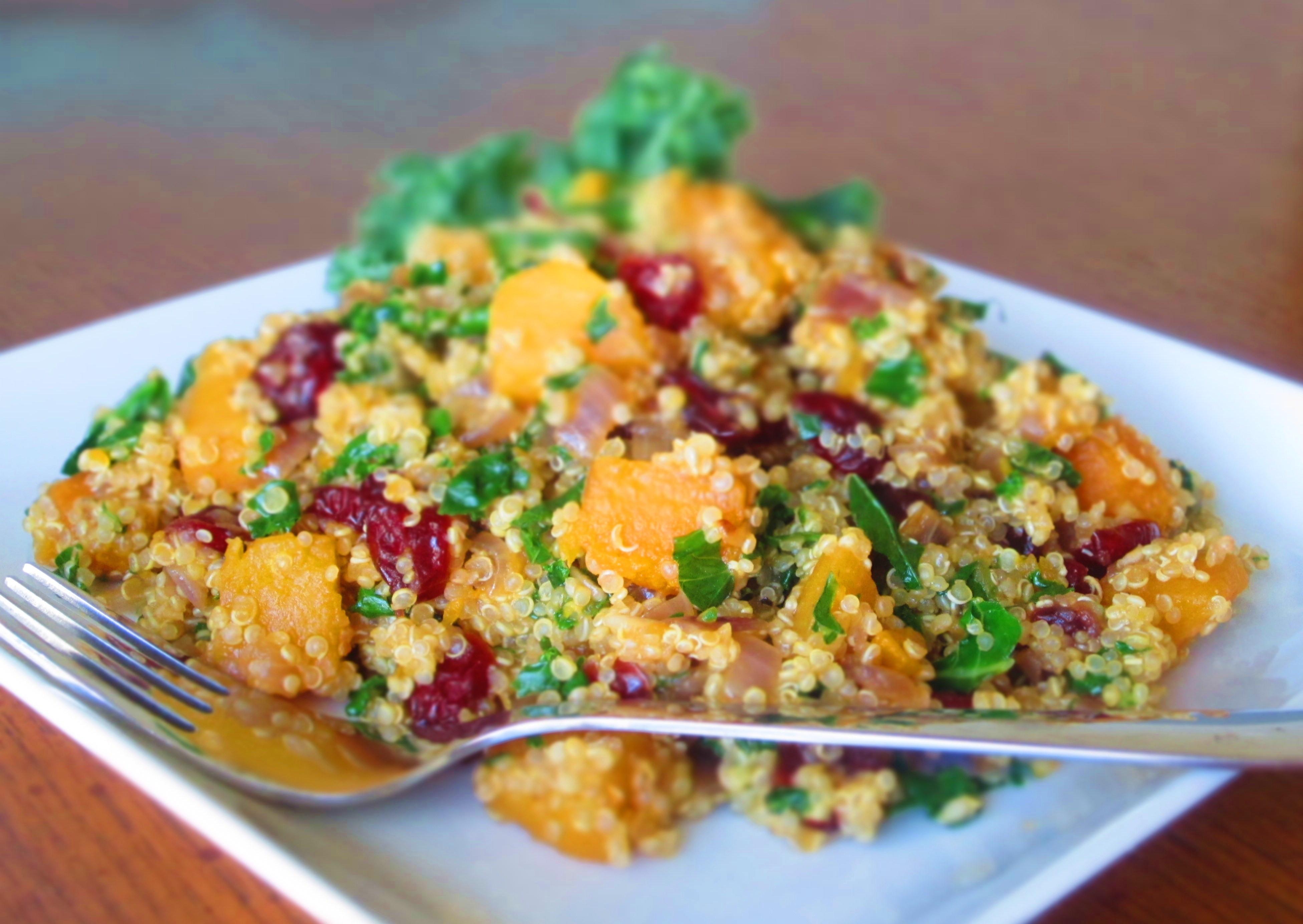 Fall Quinoa Recipe  10 Delicious Fall Recipes
