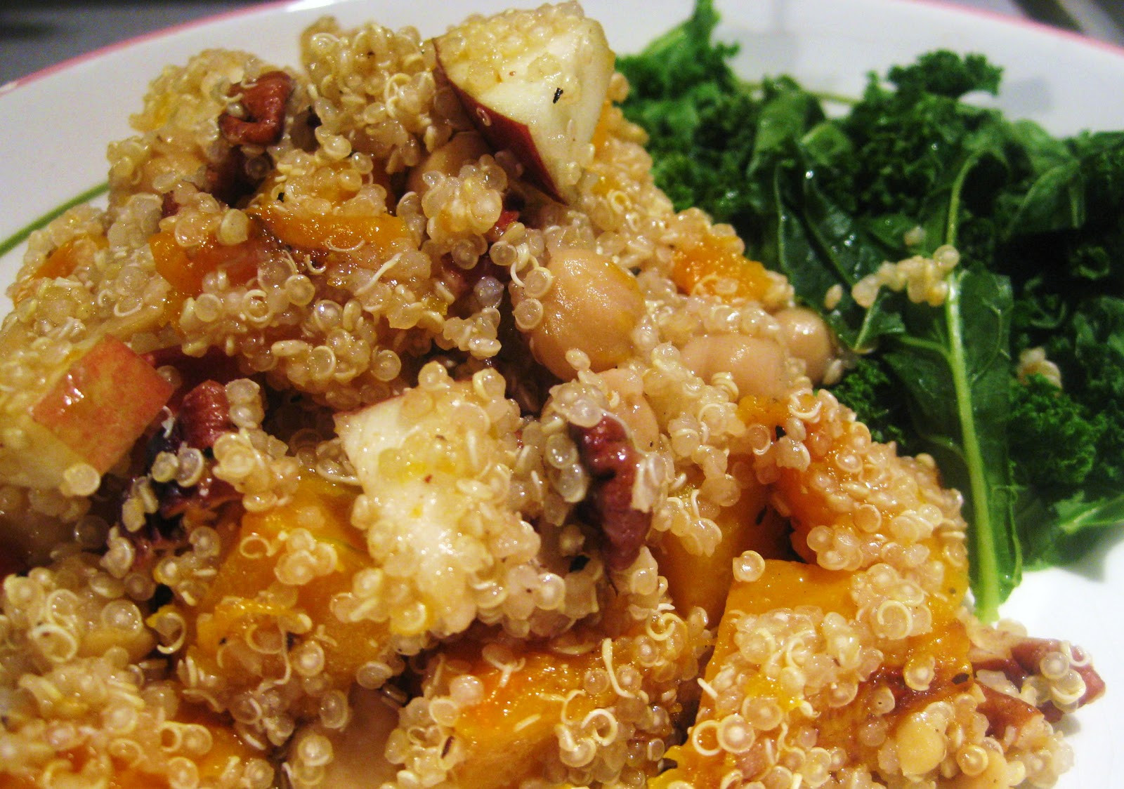 Fall Quinoa Recipe  301 Moved Permanently