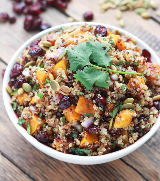 Fall Quinoa Recipe  21 Healthy Quinoa Recipes to Try This Fall Simply Quinoa