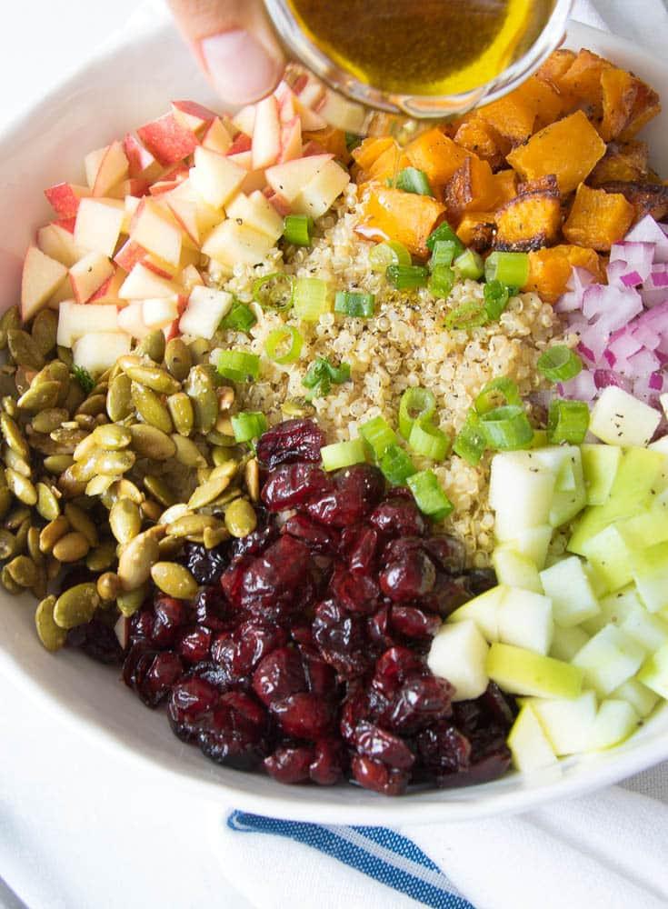 Fall Quinoa Recipe  40 Fall Apple Recipes for Apple Season The Speckled Palate