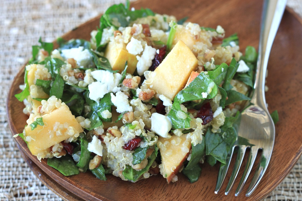 Fall Quinoa Recipe  10 Recipes to Get You Excited About Fall