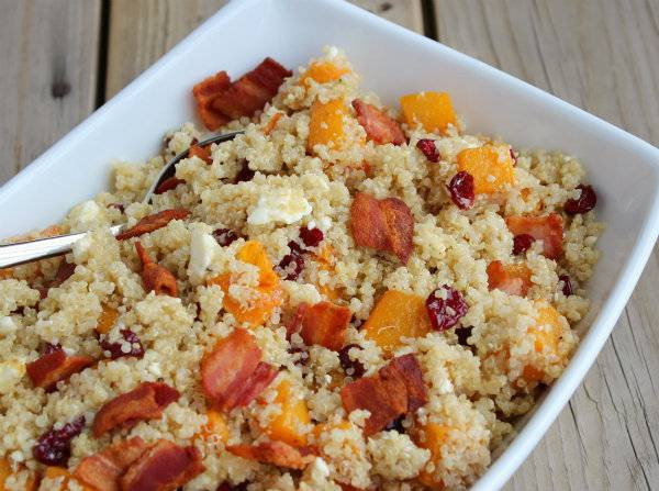 Fall Quinoa Recipes  35 Fall Salad Recipes To Try