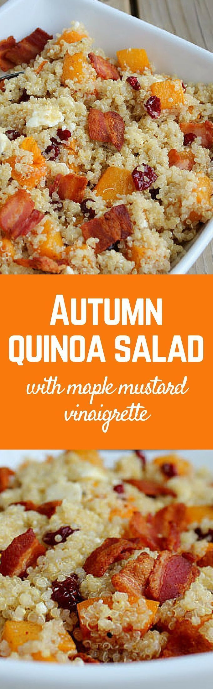 Fall Quinoa Recipes  1000 ideas about Quinoa Salad on Pinterest