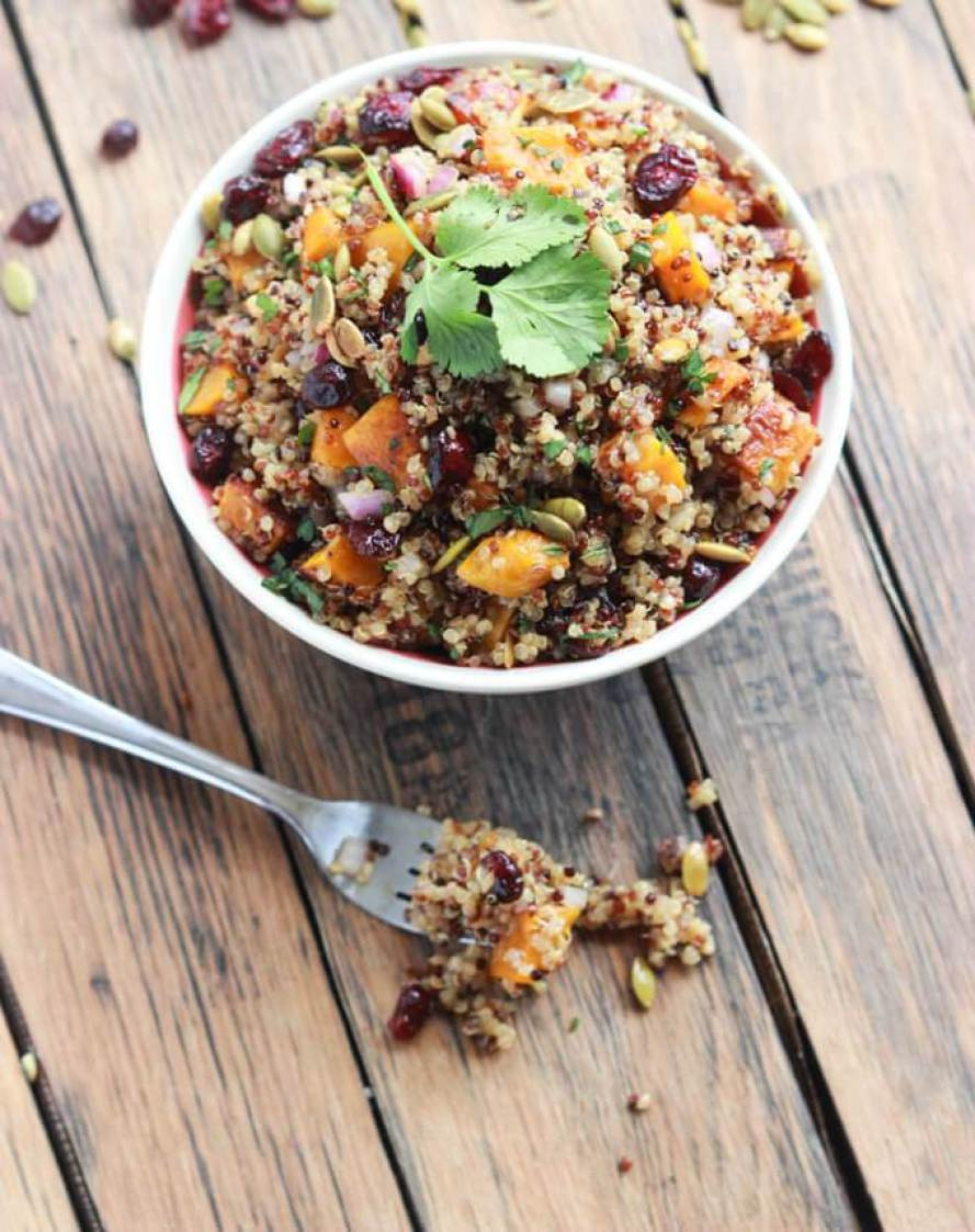 Fall Quinoa Recipes  The 30 Best Healthy Vegan Fall Recipes for Dinner
