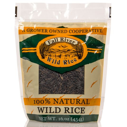 Fall River Wild Rice  Fall River Wild Rice Azure Standard