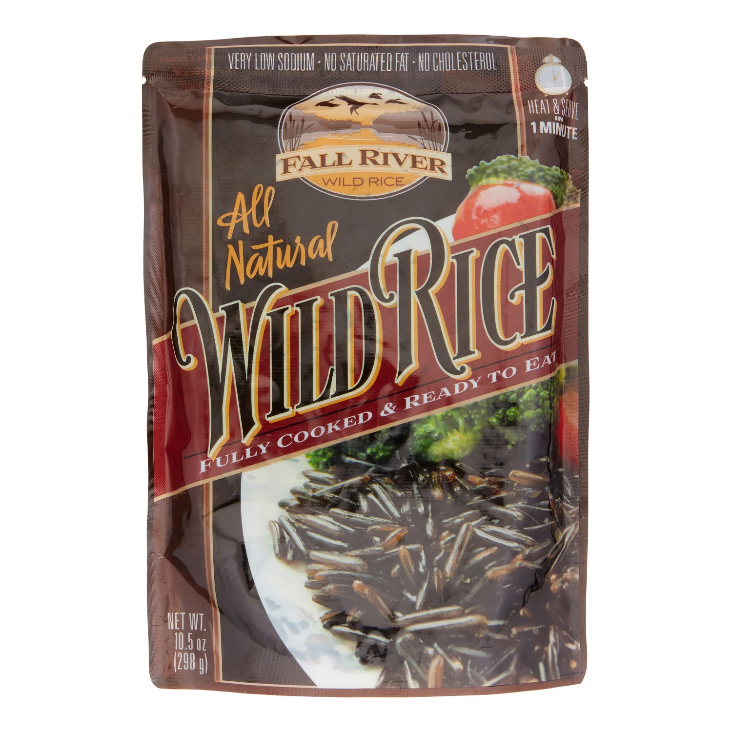 Fall River Wild Rice  Fall River Pre Cooked Wild Rice 10 5 Oz