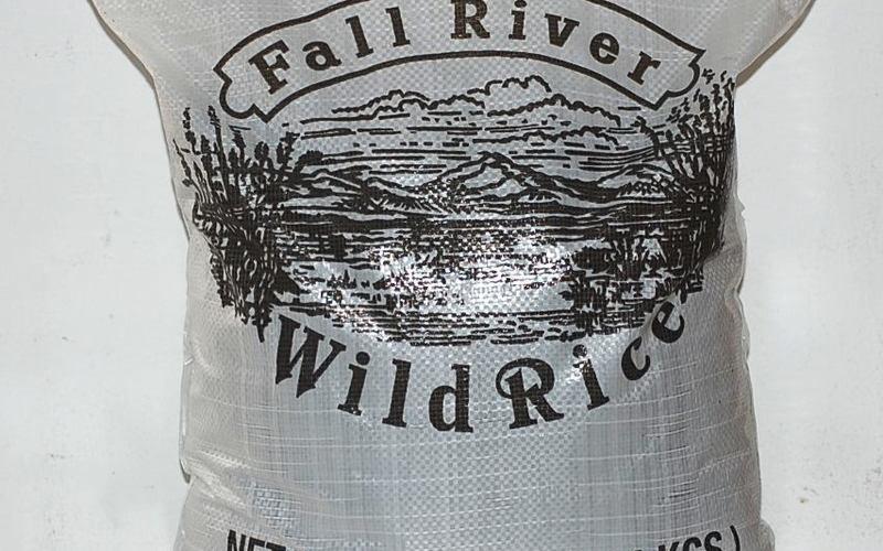Fall River Wild Rice  Barnraiser