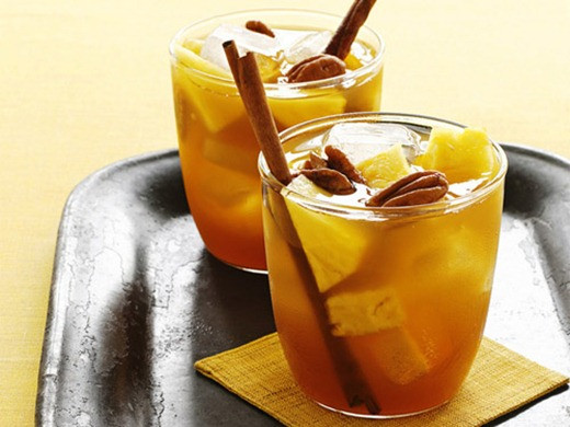 Fall Rum Drinks  7 Fall Drink Recipes for adults