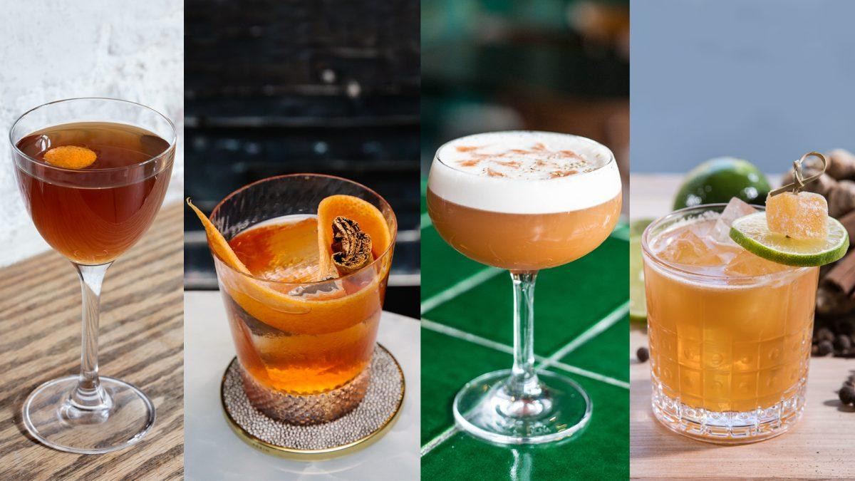 Fall Rum Drinks  All Things Autumn 16 of the Best Fall Cocktails to Serve