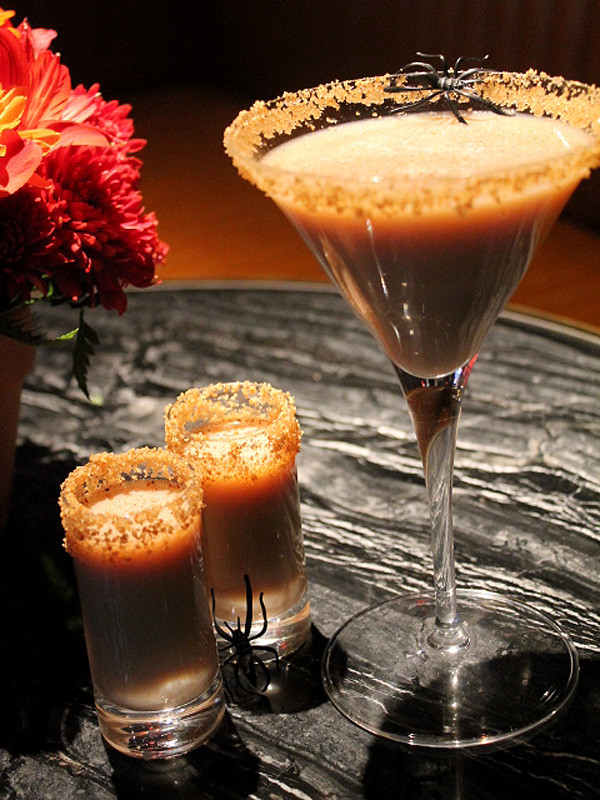 Fall Rum Drinks  Fall Entertaining Recipe Drunken Pumpkin Pie Holiday
