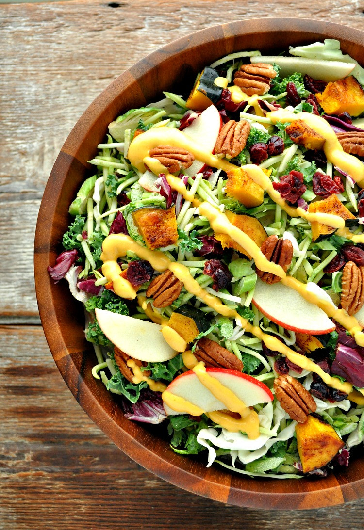 Fall Salad Dressings  16 Mouthwatering Thanksgiving Sides My Craftily Ever After