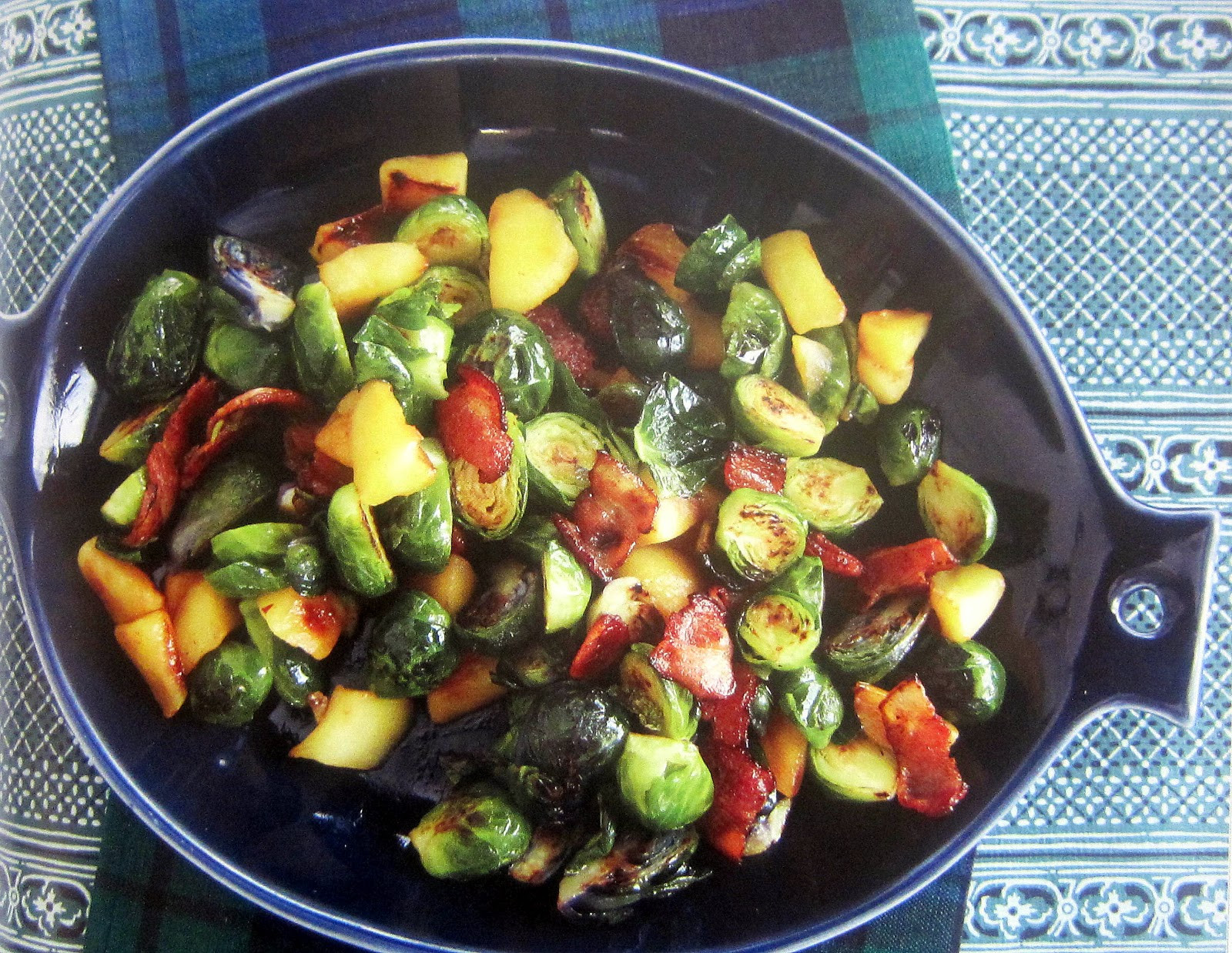 Fall Side Dishes  Brussels Sprouts Star in a Great Fall Side Dish