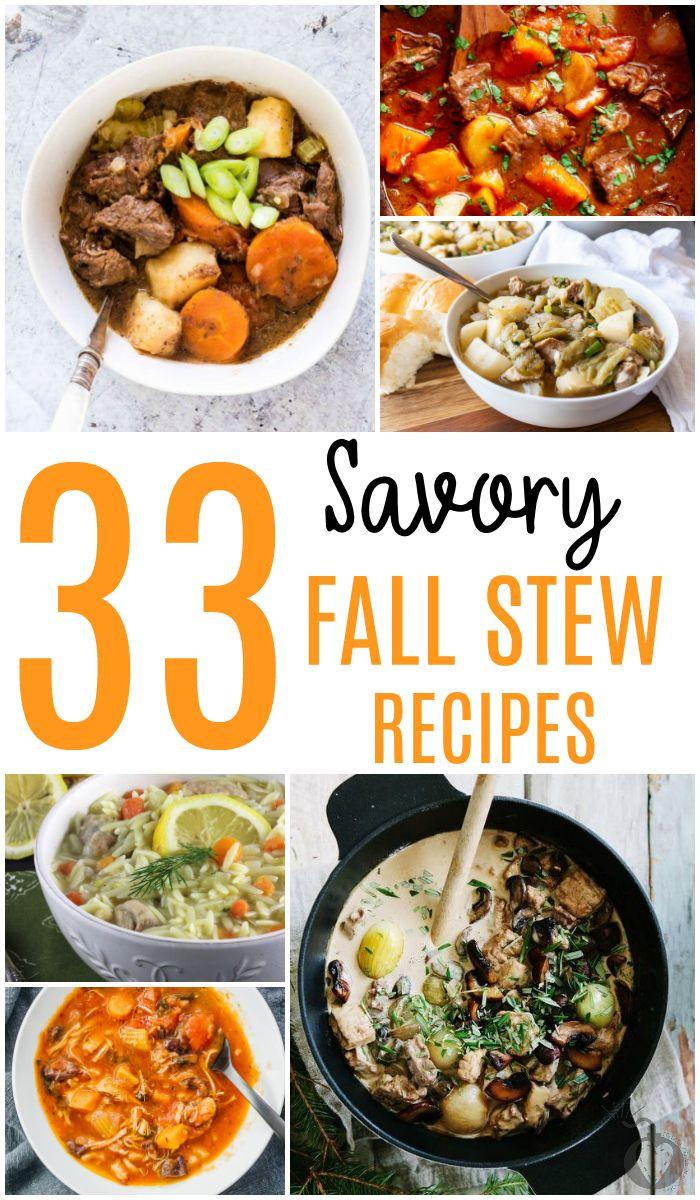 Fall Stew Recipes  33 Savory Fall Stew Recipes Worldwide Bloggers