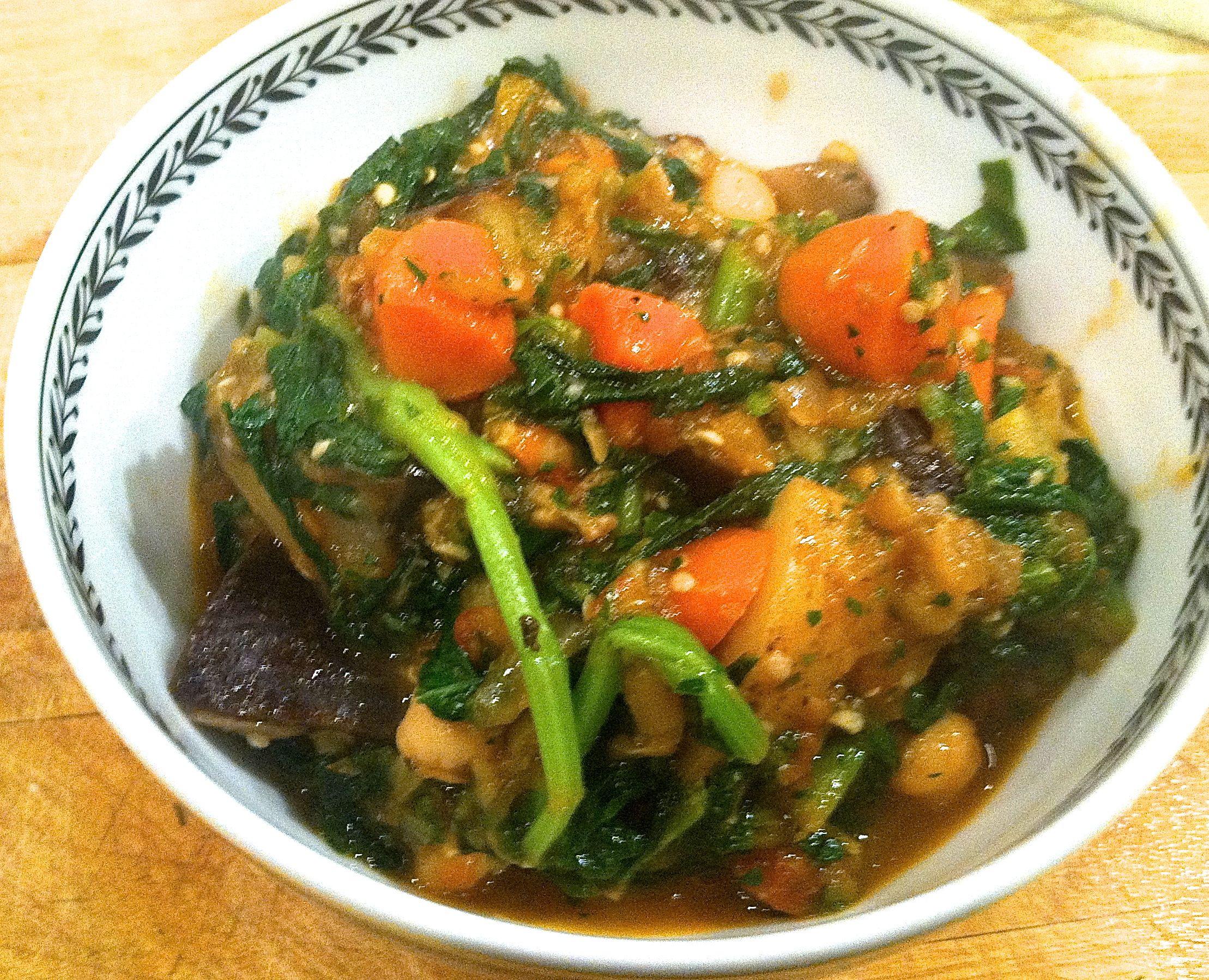 Fall Stew Recipes  Recipe Tuscan Fall Stew