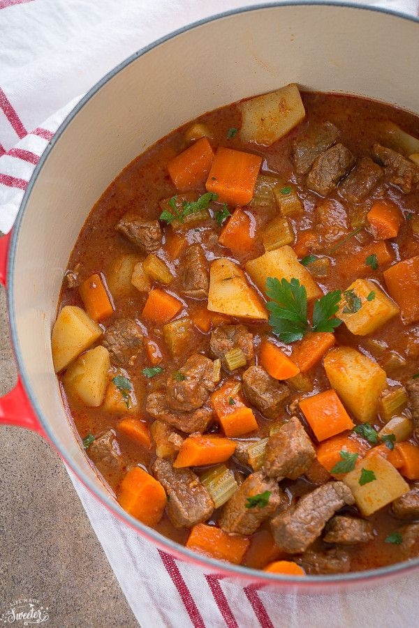 Fall Stew Recipes  6187 best images about Cooking for Young Brides & the