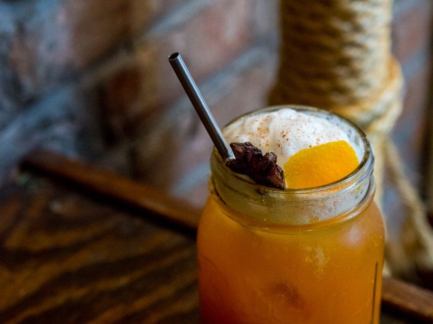Fall Tequila Drinks  Pumpkin Punch Fall & Halloween Recipe From Tequila