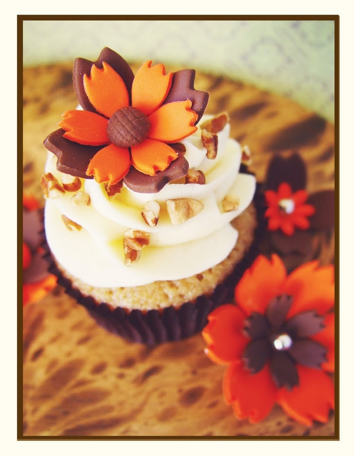 Fall Themed Cupcakes  17 Best ideas about Autumn Cupcakes on Pinterest