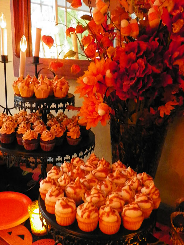 Fall Themed Desserts  Plumeria Cake Studio Fall Dessert Buffet