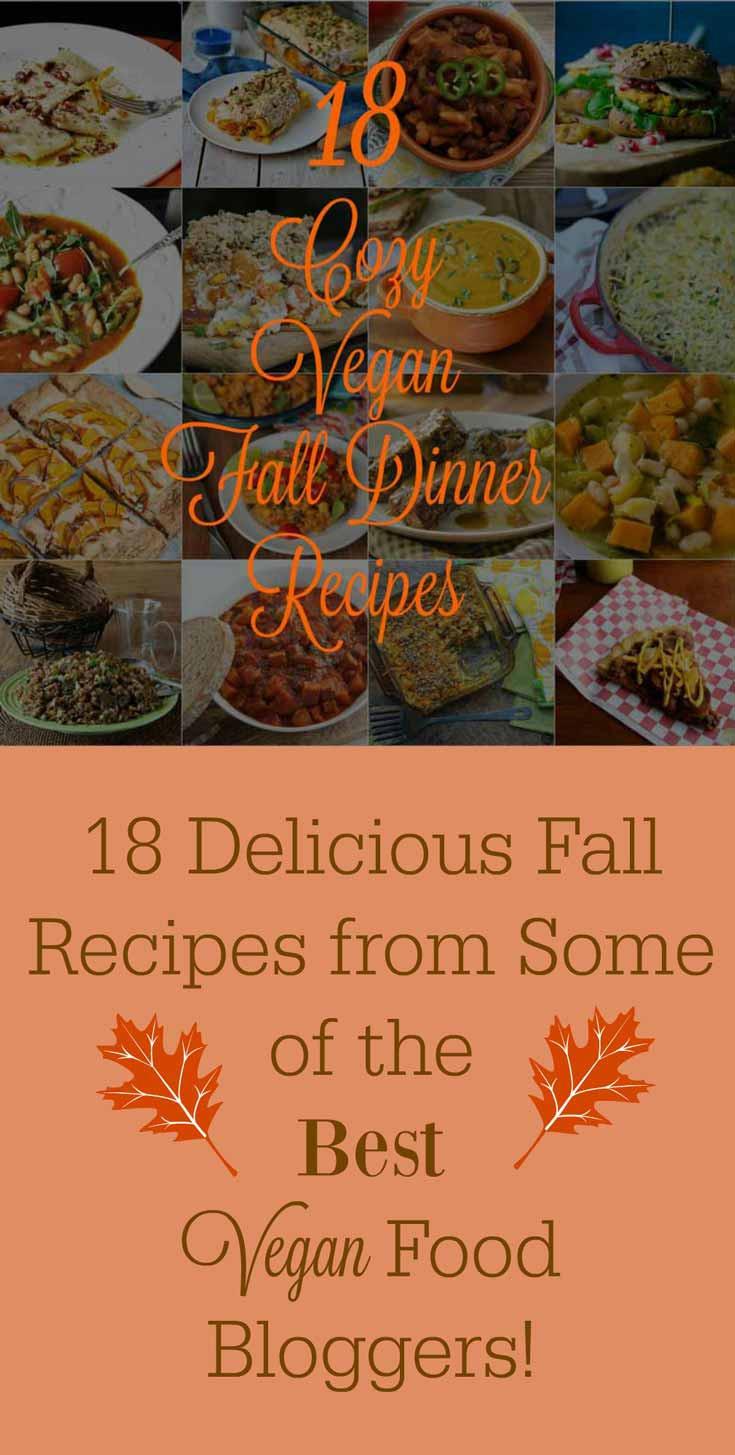 Fall Vegan Recipes  18 Cozy Vegan Fall Dinner Ideas Veganosity
