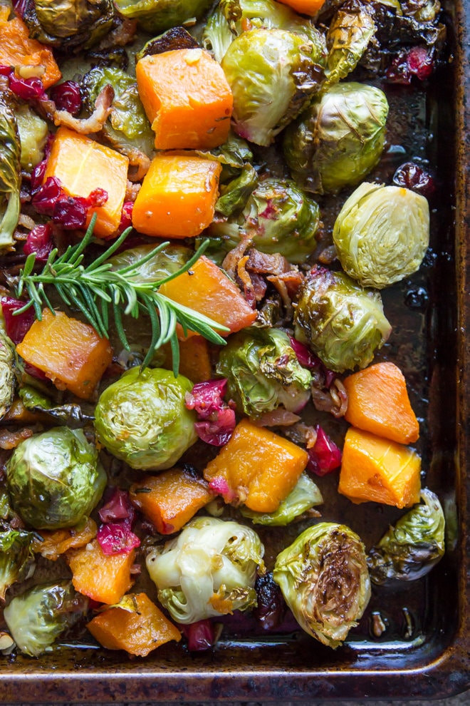 Fall Vegetable Side Dishes  Harvest Roasted Ve ables
