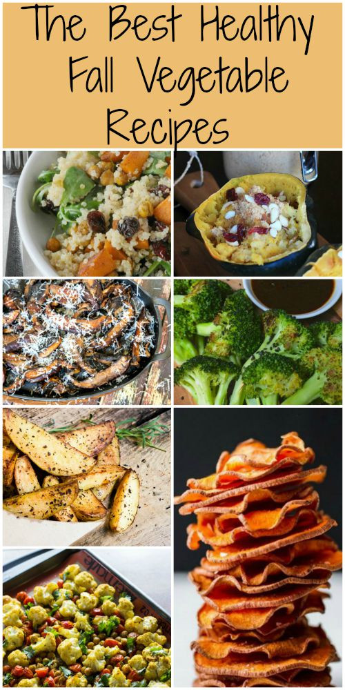 Fall Vegetarian Recipes  18 of the Best Healthy Fall Ve able Recipes Food Done