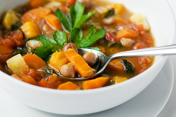Fall Vegetarian Soup Recipes  Fall Ve able Soup Seasons and Suppers