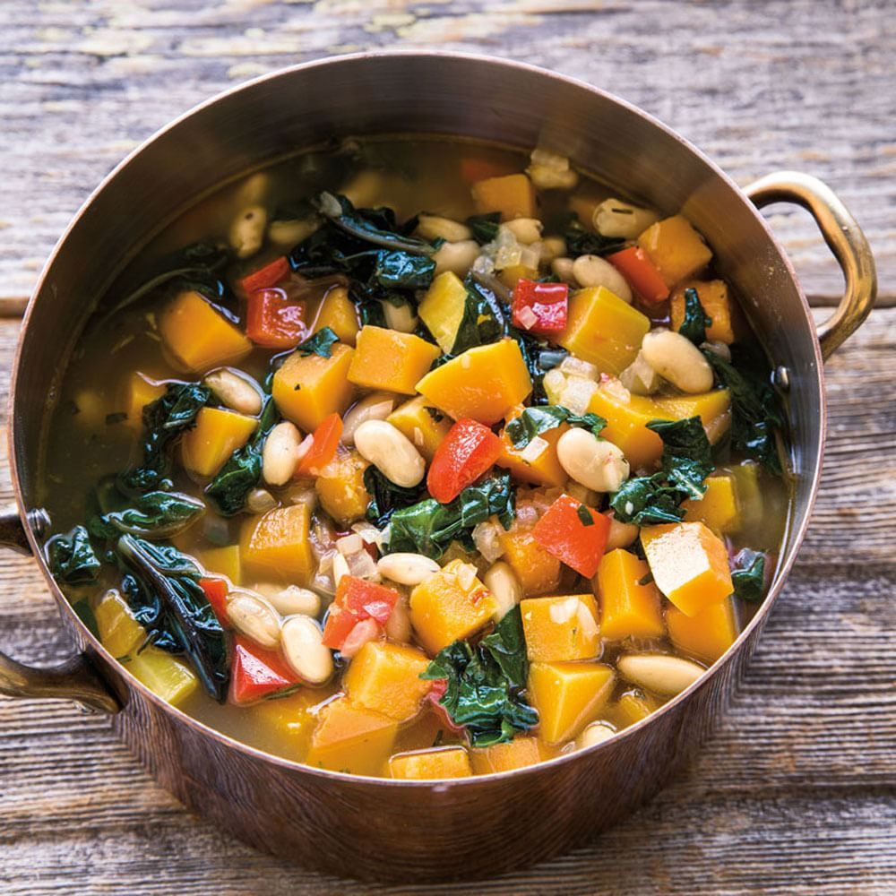 Fall Vegetarian Soup Recipes  Fall Ve able Soup
