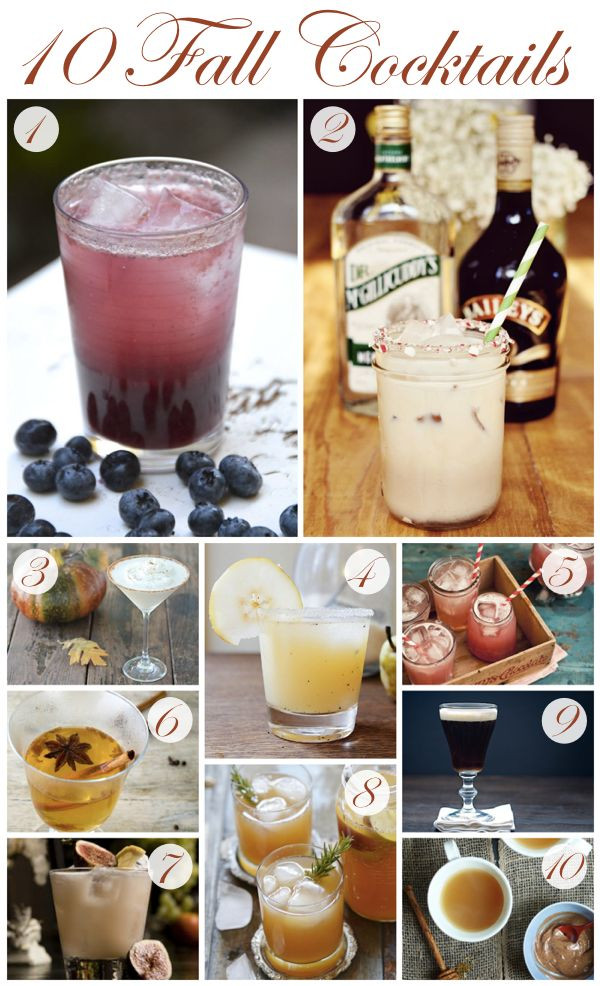 Fall Whiskey Drinks  36 Best images about Flavors of Fall on Pinterest