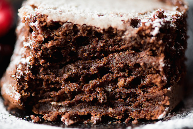 Fallen Chocolate Cake  Single Serving Fallen Chocolate Cake Recipe