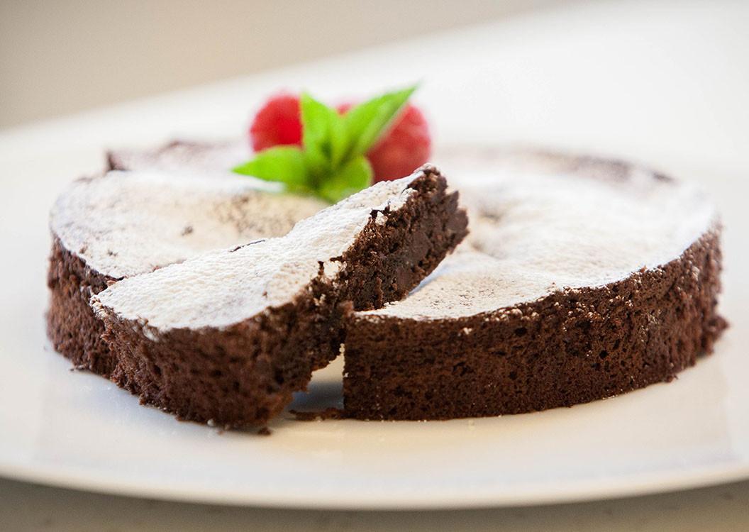Fallen Chocolate Cake  Fallen Chocolate Cake Recipe Chocolate Desserts