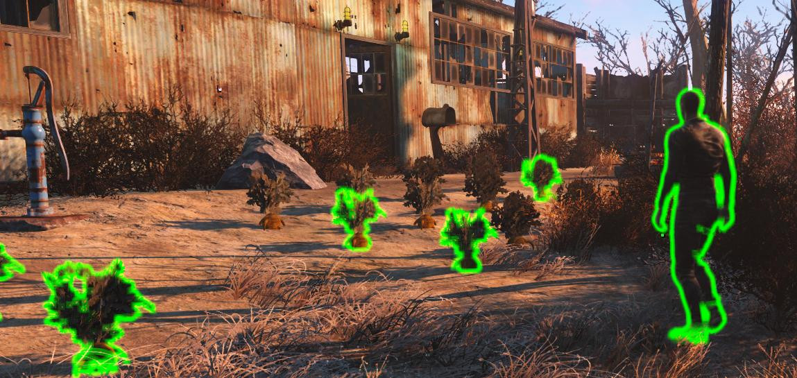 Fallout 4 Carrot Flower  fallout 4 How to assign people to tasks Arqade