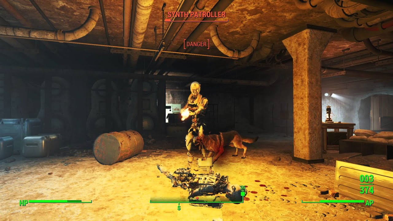 Fallout 4 Corn  Fallout 4 Kellogg s Pistol Is It As Good In The