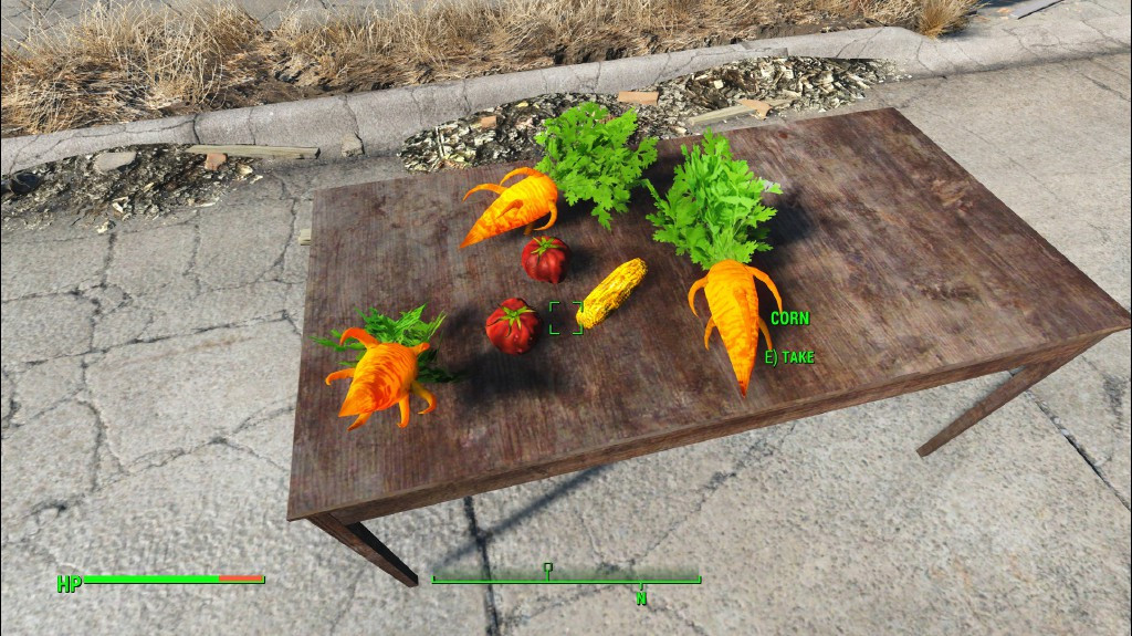 Fallout 4 Corn  Moo s Healthy Veg retex Fallout 4 FO4 mods