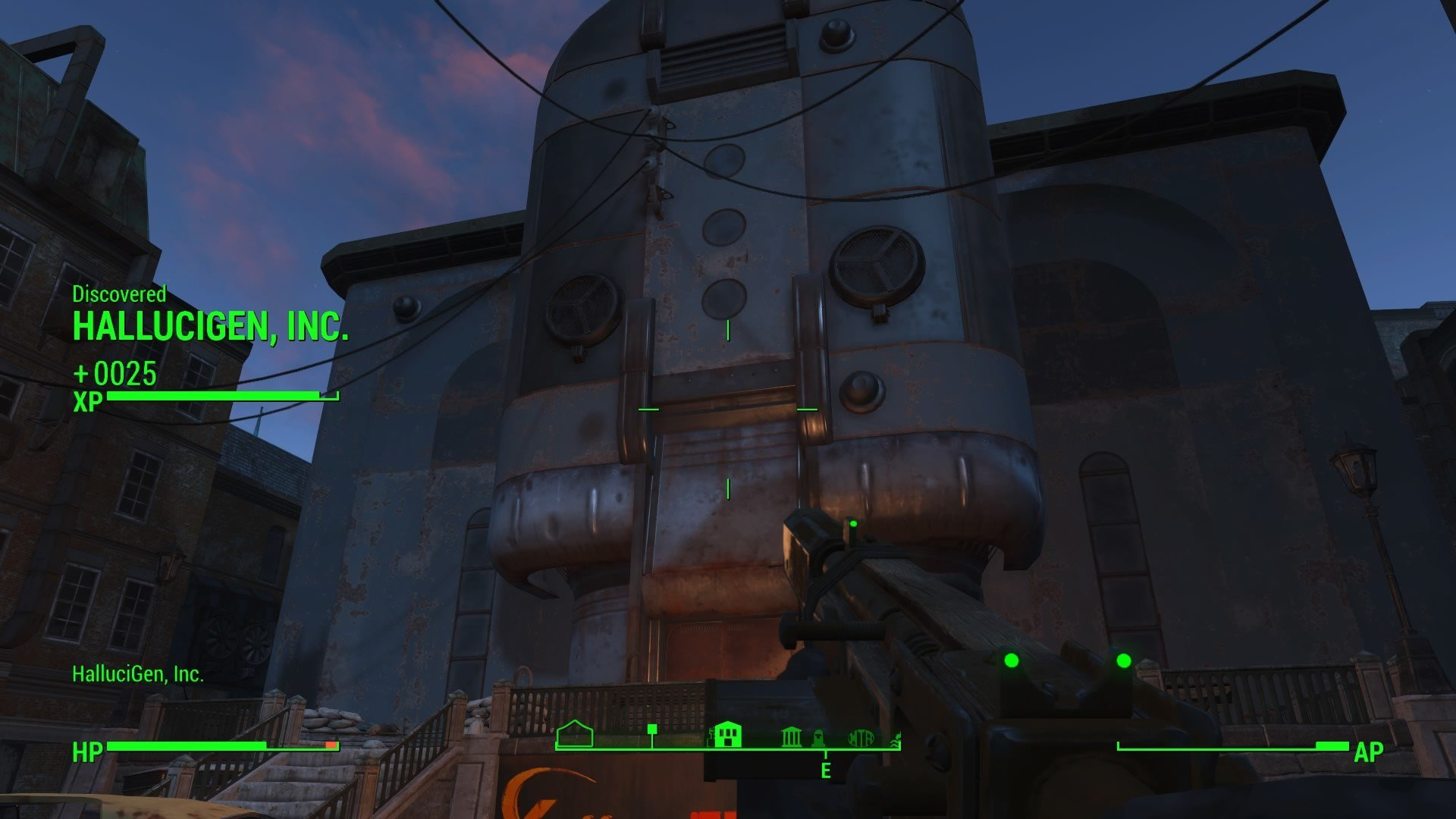 Fallout 4 Mean Pastries  HalluciGen Inc