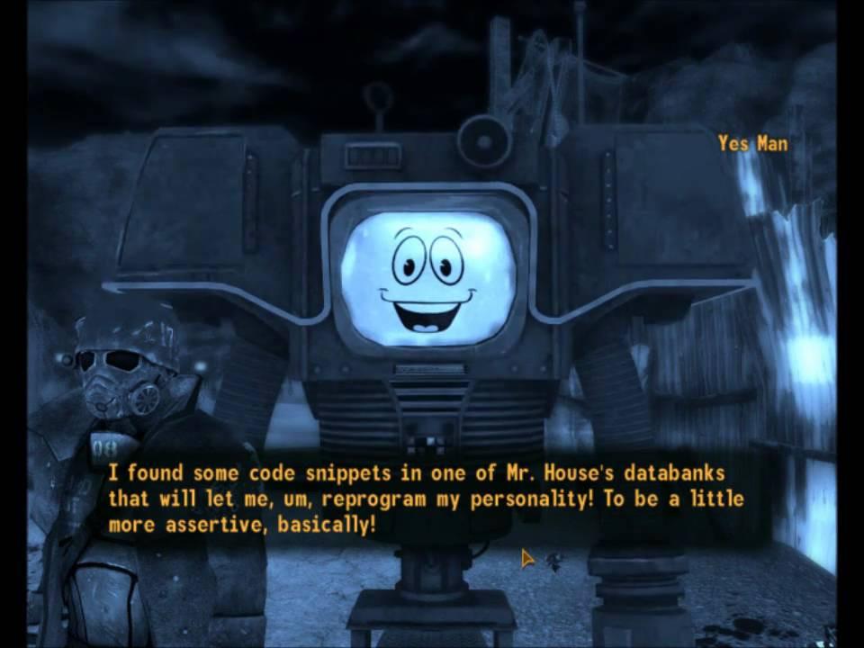 Fallout New Vegas Dinner Bell  Fallout New Vegas Battle of Hoover Dam 233 Ballistic
