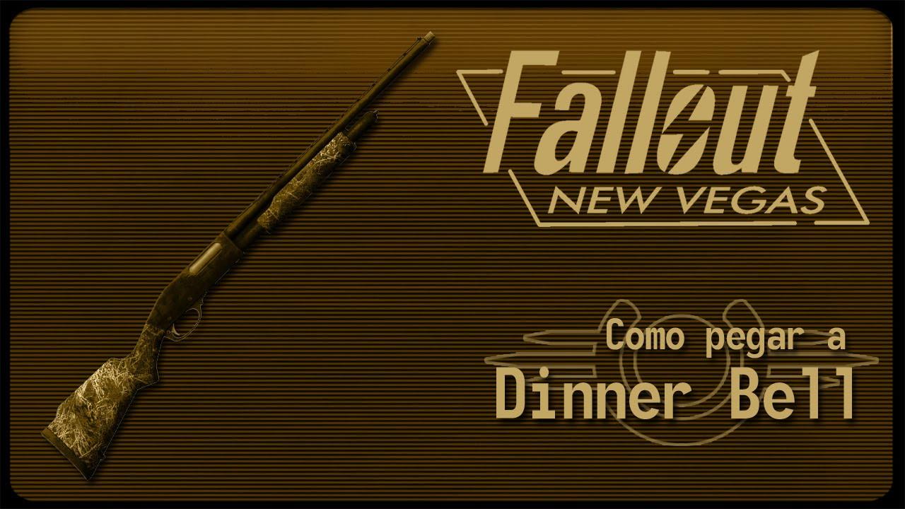 Fallout New Vegas Dinner Bell  Fallout New Vegas