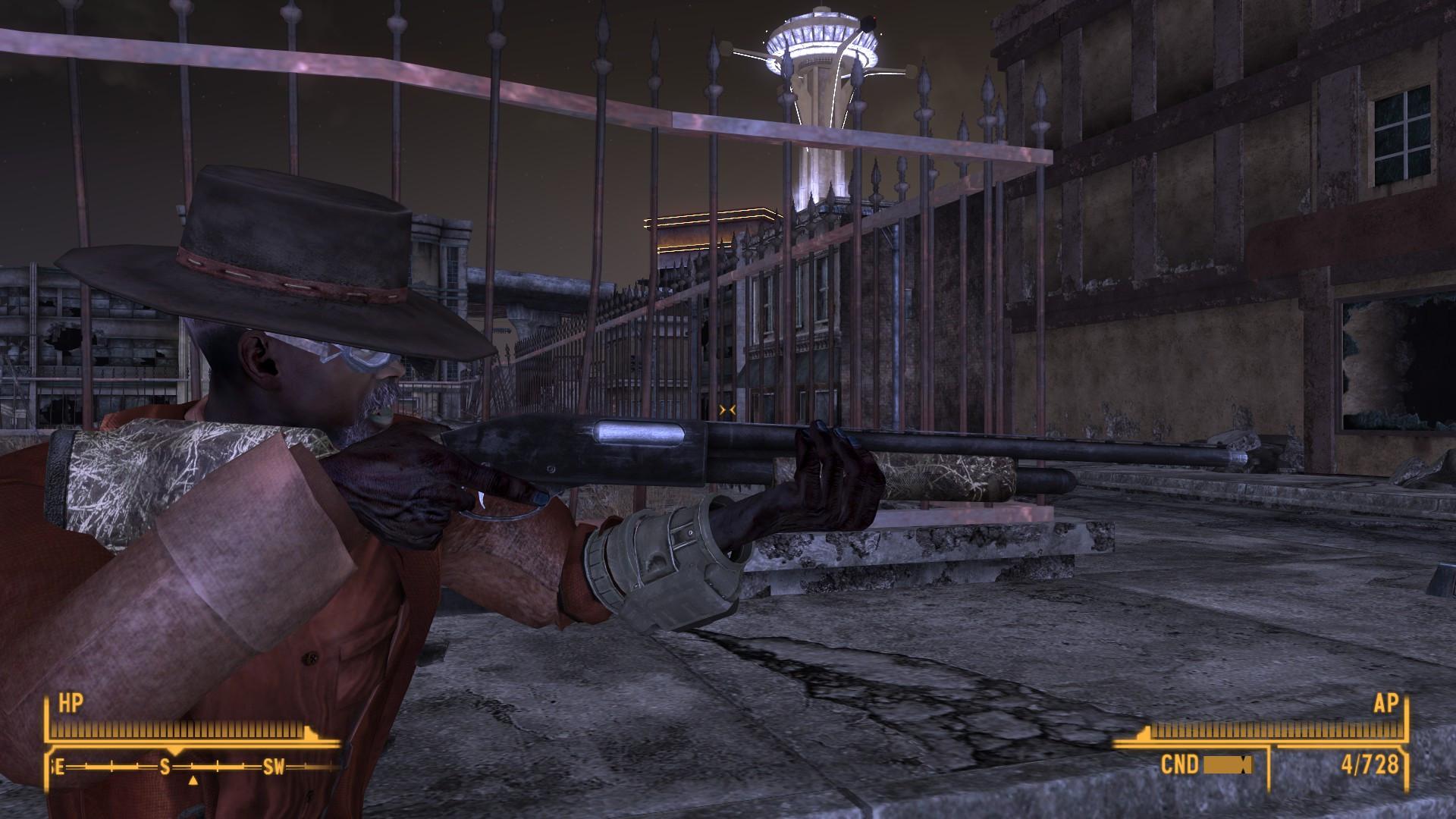 Fallout New Vegas Dinner Bell  File FalloutNVDinnerBell Internet Movie Firearms