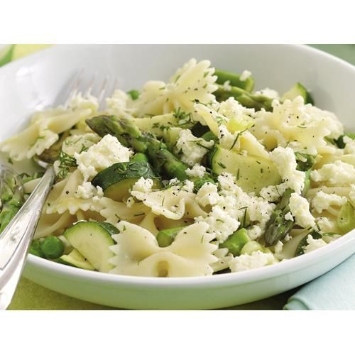 Farfalle Pasta Recipes Vegetarian  100 Farfalle Recipes on Pinterest