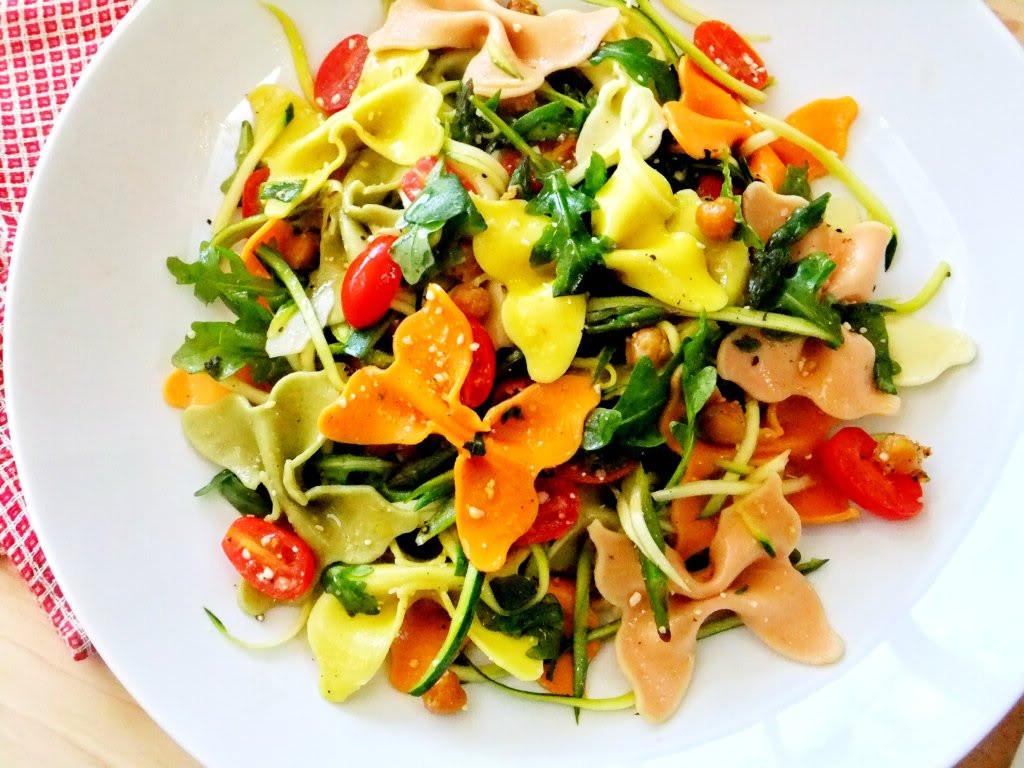 Farfalle Pasta Salad Recipe  Farfalle Pasta Salad to Wel e in Spring Proud Italian Cook