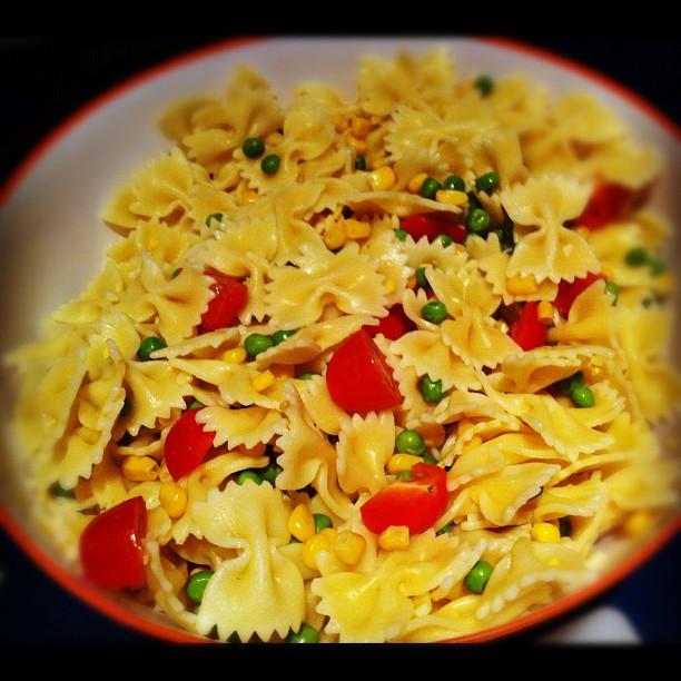 Farfalle Pasta Salad Recipe  10 Simple Ideas for Salads