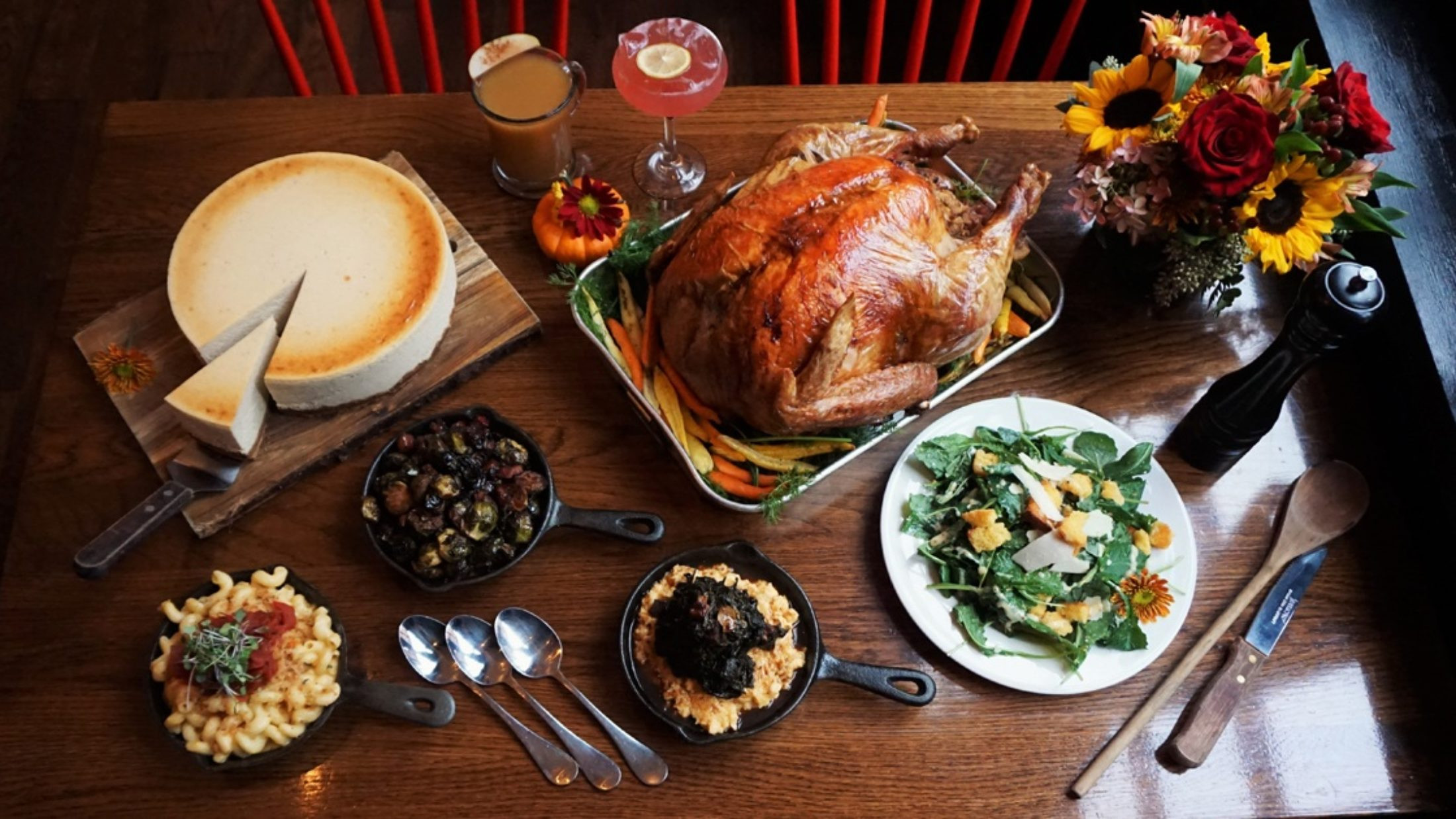 Festival Foods Thanksgiving Dinners  Thanksgiving Dinner at Philadelphia Restaurants 2017