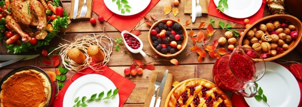 Festival Foods Thanksgiving Dinners  Thanksgiving Dinner Banner – Festival Collections