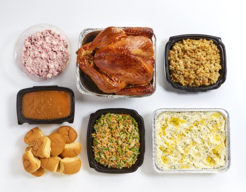 Festival Foods Thanksgiving Dinners  Heat & Eat Thanksgiving Dinner from the Festival Foods