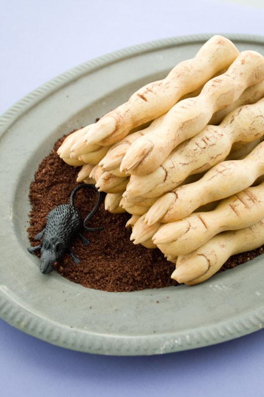 Fingers Cookies Halloween  Halloween cookies • CakeJournal