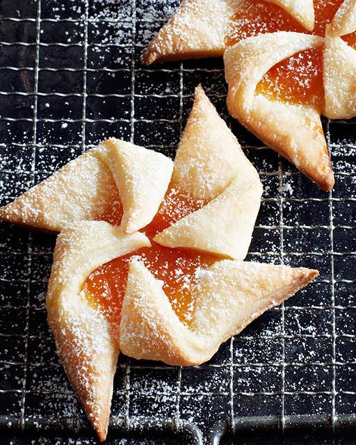 Finland Christmas Cookies  Jam Tarts from Finland