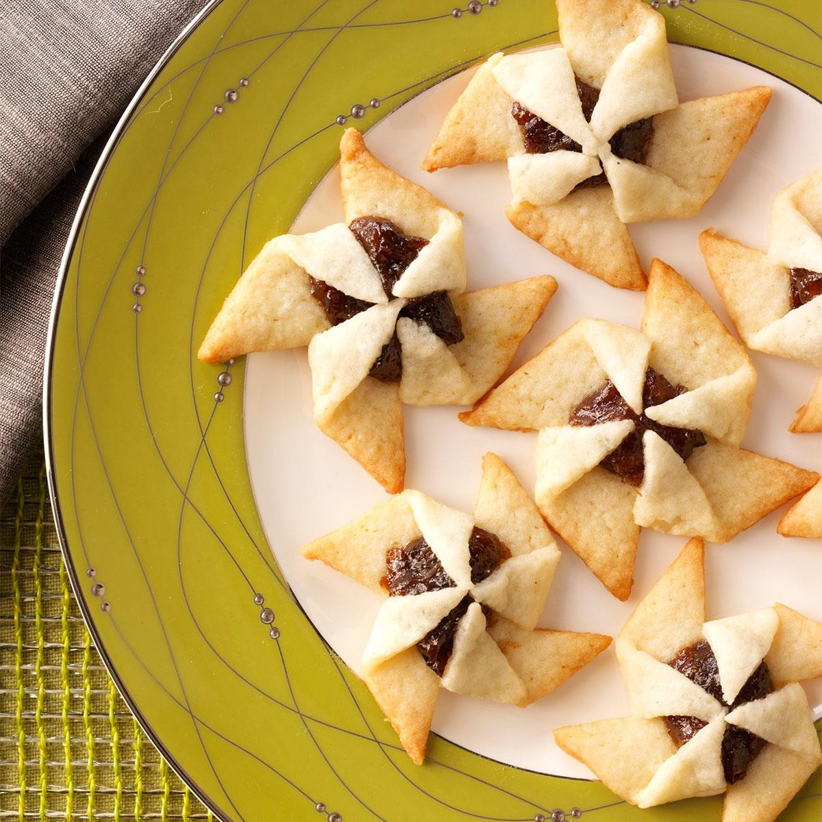 Finland Christmas Cookies  Finnish Pinwheels Recipe