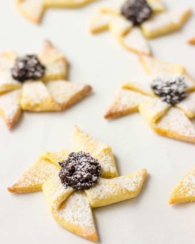 Finland Christmas Cookies  Finnish Christmas Cookies Joulutorttu Lavender & Macarons