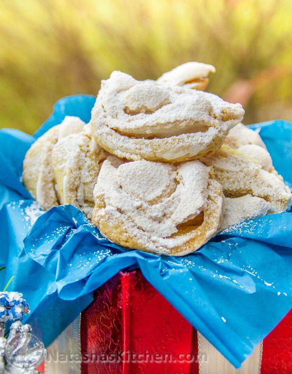 Finland Christmas Cookies  Finnish Meringue Cookies Recipe
